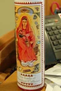 Our Lady of Abundant Caffeine