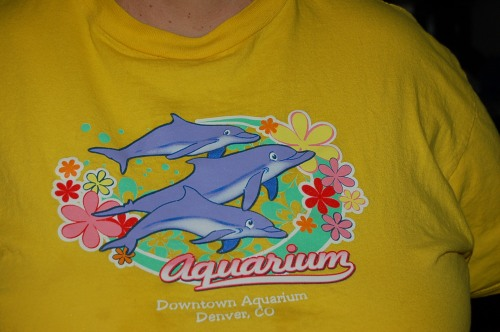 Denver Aquarium T-shirt