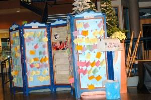 Community gift center.