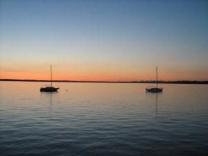 More sunset on Bellingham Bay